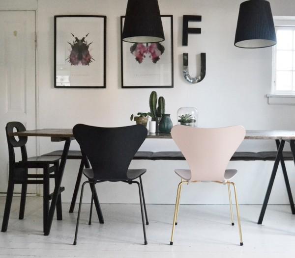 Furniture Chair 3107 Arne Jacobsen