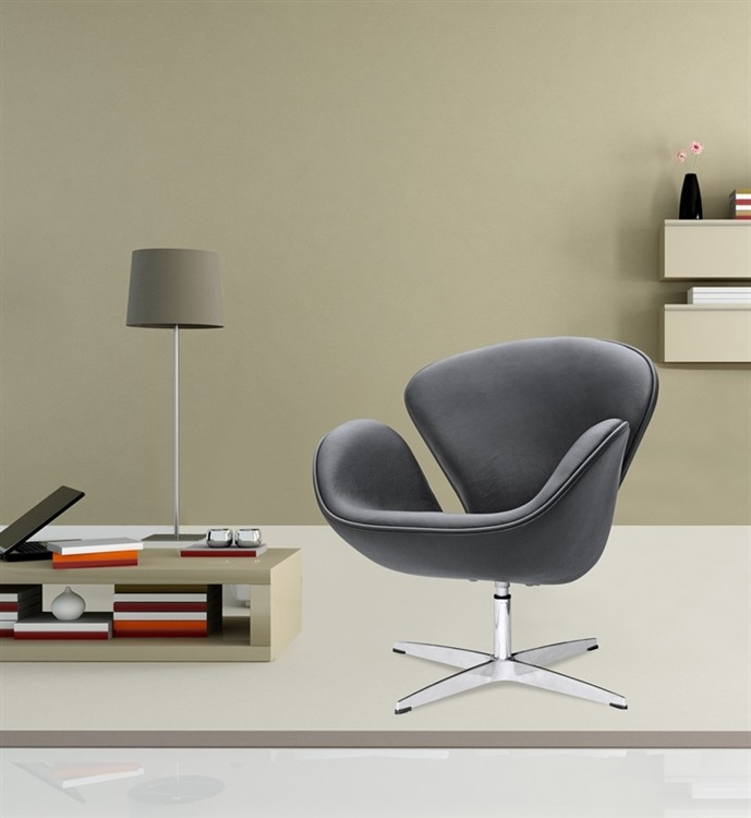 Furniture - Chair - Swan - Arne Jacobsen