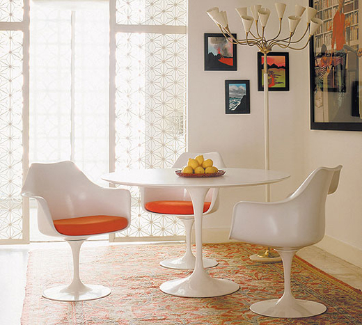 Furniture - Chair - Tulip -  Saarinen