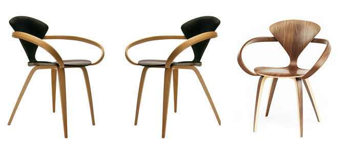 Furniture - Chair - Cherner - Norman Cherner